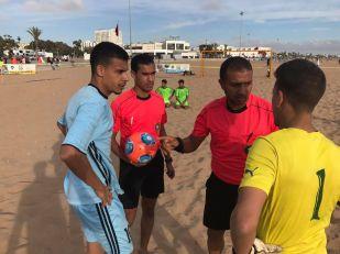 Beach Soccer Coupe des ligues- Agadir - Mai 2017_18
