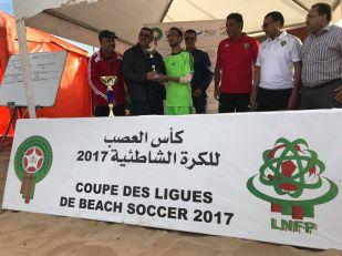 Beach Soccer Coupe des ligues- Agadir - Mai 2017_22