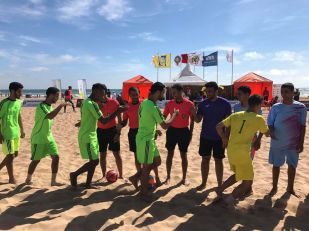Beach Soccer Coupe des ligues- Agadir - Mai 2017_39