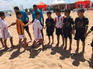 Beach Soccer Coupe des ligues- Agadir - Mai 2017_41