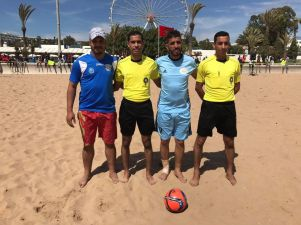 Beach Soccer Coupe des ligues- Agadir - Mai 2017_42