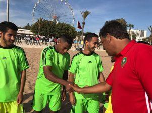 Beach Soccer Coupe des ligues- Agadir - Mai 2017_56
