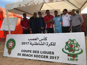Beach Soccer Coupe des ligues- Agadir - Mai 2017_59