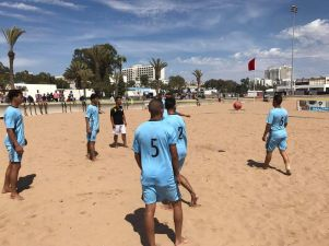 Beach Soccer Coupe des ligues- Agadir - Mai 2017_70
