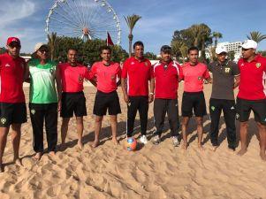 Beach Soccer Coupe des ligues- Agadir - Mai 2017_71