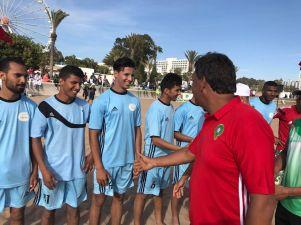 Beach Soccer Coupe des ligues- Agadir - Mai 2017_77