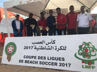 Beach Soccer Coupe des ligues- Agadir - Mai 2017_80