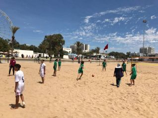 Beach Soccer Coupe des ligues- Agadir - Mai 2017_89