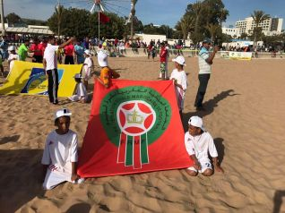 Beach Soccer Coupe des ligues- Agadir - Mai 2017_91