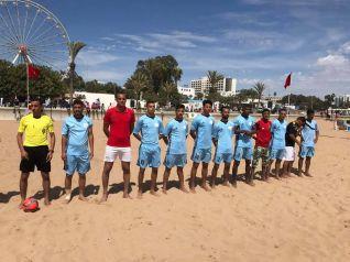 Beach Soccer Coupe des ligues- Agadir - Mai 2017_92