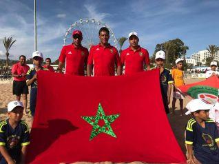 Beach Soccer Coupe des ligues- Agadir - Mai 2017_95