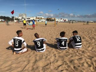 Beach Soccer Coupe des ligues- Agadir - Mai 2017_99