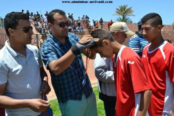 Football Coupe Souss Cadets Union Ait Melloul - Hassania Agadir 14-05-2017_176