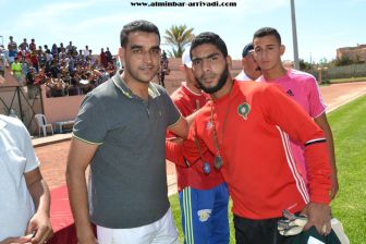 Football Coupe Souss Seniors Qasbat Lemzar – Ittihad Bouargane 14-05-2017_193