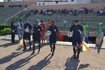 football Juniors Adrar Souss - USMAM 28-05-2017