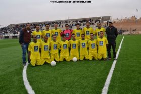 Football Najm Chabab Esahel - Ass Elwafa 31-05-2017