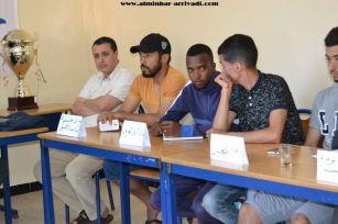 Football Tirage au sort Tournoi Ass Anciens Amal Tiznit 10-05-2017_11
