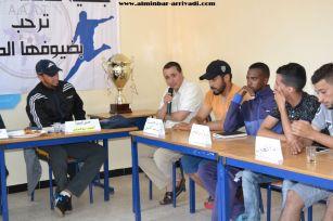 Football Tirage au sort Tournoi Ass Anciens Amal Tiznit 10-05-2017_16