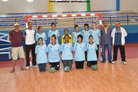 Handball Feminin Amal Tiznit – Chtouka Ait Baha 20-05-2017