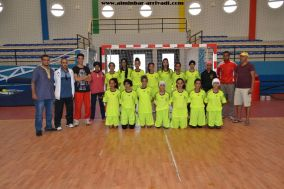 Handball Feminin Amal Tiznit – Chtouka Ait Baha 20-05-2017_08