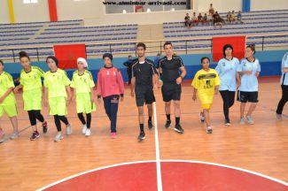 Handball Feminin Amal Tiznit – Chtouka Ait Baha 20-05-2017_09