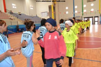 Handball Feminin Amal Tiznit – Chtouka Ait Baha 20-05-2017_11