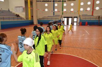 Handball Feminin Amal Tiznit – Chtouka Ait Baha 20-05-2017_12
