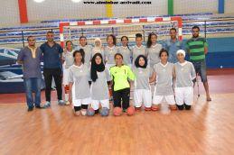 Handball Feminin Amal Tiznit - iitihad Nadi Roudani 20-05-2017_02
