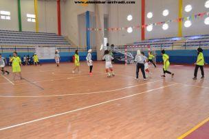 Handball Feminin Amal Tiznit - iitihad Nadi Roudani 20-05-2017_10