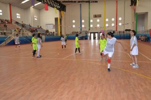 Handball Feminin Amal Tiznit - iitihad Nadi Roudani 20-05-2017_13