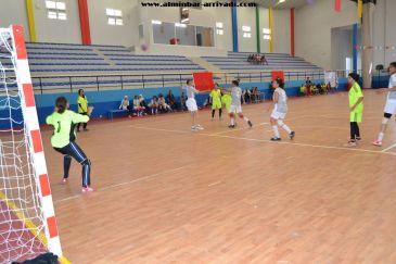 Handball Feminin Amal Tiznit - iitihad Nadi Roudani 20-05-2017_14