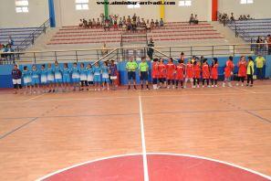 Handball Feminin ittihad Ait Melloul – Manar Elqods 20-05-2017