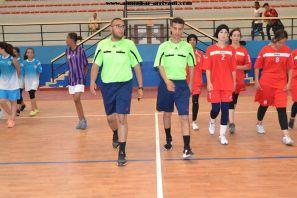 Handball Feminin ittihad Ait Melloul – Manar Elqods 20-05-2017_02