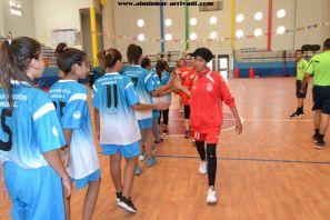 Handball Feminin ittihad Ait Melloul – Manar Elqods 20-05-2017_03