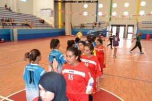 Handball Feminin ittihad Ait Melloul – Manar Elqods 20-05-2017_05