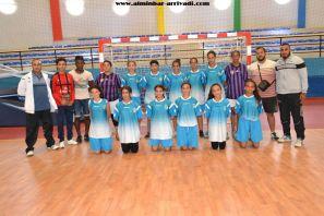 Handball Feminin ittihad Ait Melloul – Manar Elqods 20-05-2017_09