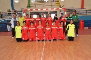 Handball Feminin ittihad Ait Melloul – Manar Elqods 20-05-2017_12