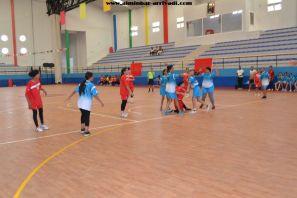 Handball Feminin ittihad Ait Melloul – Manar Elqods 20-05-2017_14
