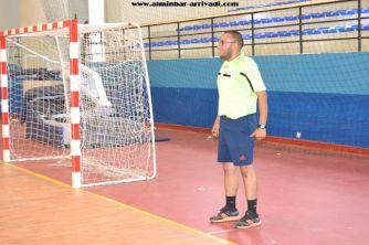 Handball Feminin ittihad Ait Melloul – Manar Elqods 20-05-2017_19