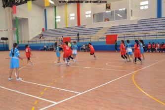 Handball Feminin ittihad Ait Melloul – Manar Elqods 20-05-2017_20