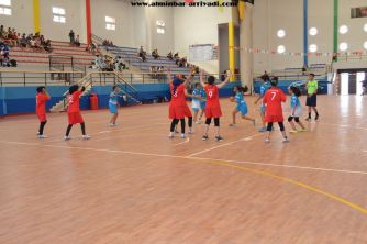 Handball Feminin ittihad Ait Melloul – Manar Elqods 20-05-2017_25