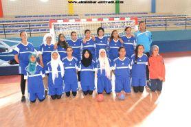 Handball Feminin ittihad Ait Melloul - ittihad Baamrani 20-05-2017_02