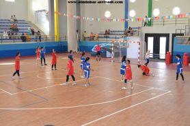 Handball Feminin ittihad Ait Melloul - ittihad Baamrani 20-05-2017_08