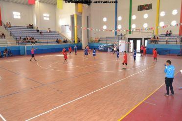 Handball Feminin ittihad Ait Melloul - ittihad Baamrani 20-05-2017_10