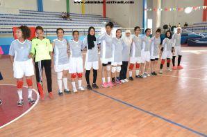 Handball Feminin ittihad Ait Melloul -Nadi Roudani 20-05-2017_11