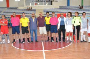 Handball Feminin ittihad Ait Melloul -Nadi Roudani 20-05-2017_14
