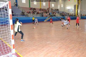 Handball Feminin ittihad Ait Melloul -Nadi Roudani 20-05-2017_19