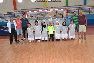 Handball Feminin ittihad Ait Melloul -Nadi Roudani 20-05-2017_26