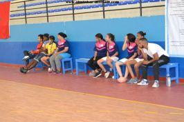 Handball Feminin Manar Elqods - ittihad Baamrani 20-05-2017