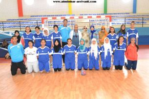 Handball Feminin Manar Elqods - ittihad Baamrani 20-05-2017_14